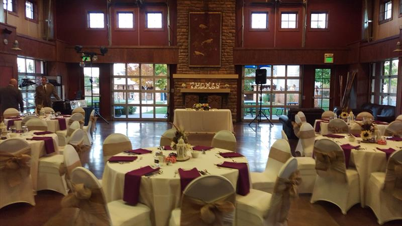 Grange Rental Wedding 2