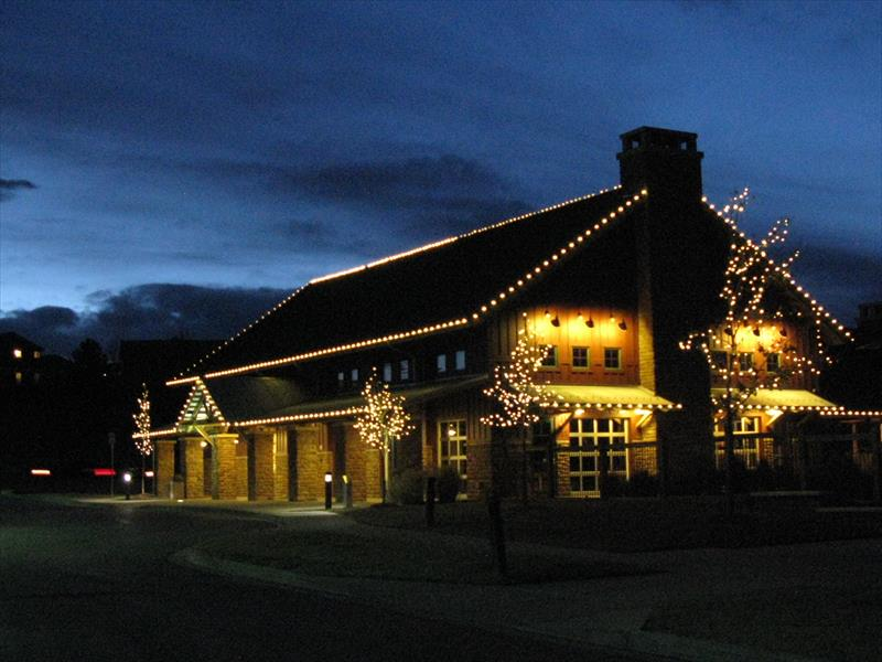 The Grange Holiday Lights